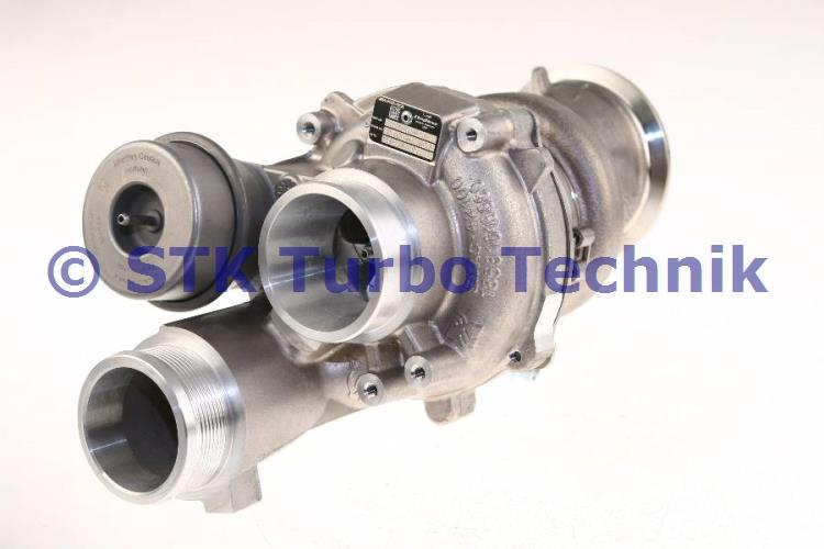 E-Klasse 63 AMG (W213) Turbocharger A1770900080