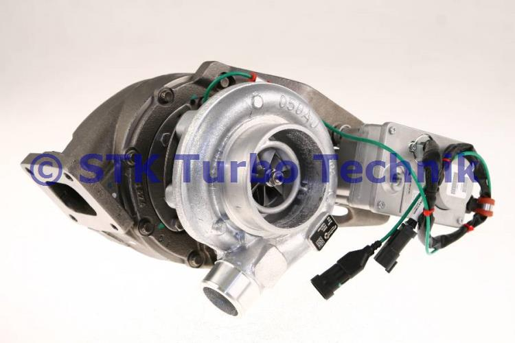 Renault  Turbolader RE535675