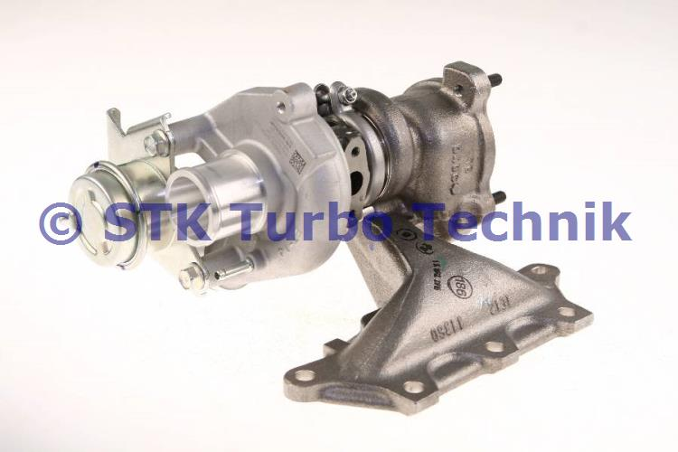 Captur 0.9 TCe 90 Turbolader 14410-3742R