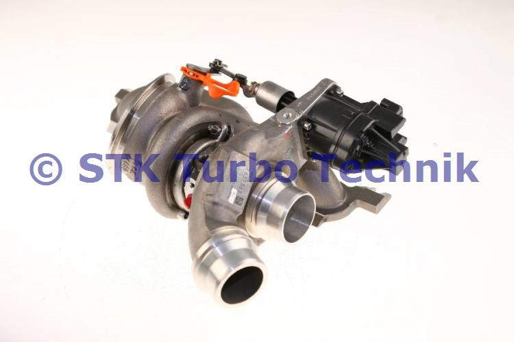 330 i (F30/F31) Turbocharger 11657637563
