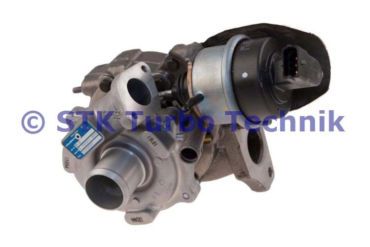 Aveo 1.3 D Turbolader 55221160