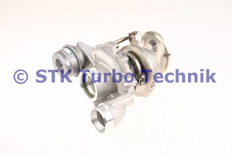 M6 Competition (F06/F12/F13) Turbolader 11657849044