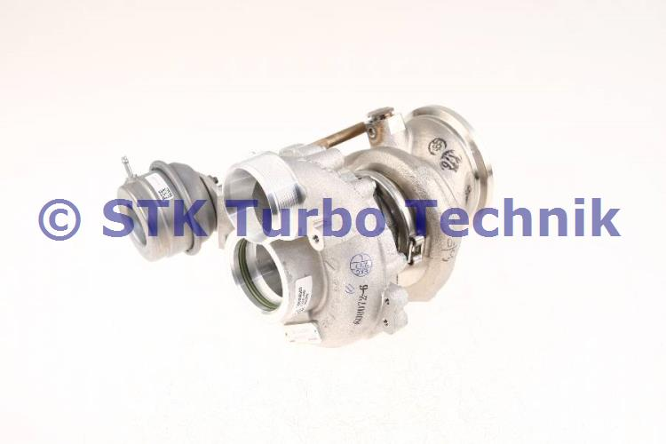 M6 Competition (F06/F12/F13) Turbolader 11657849045