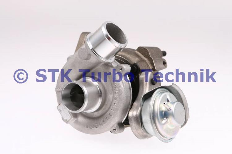 Auris 2.0 D-4D Turbocharger 17201-27030
