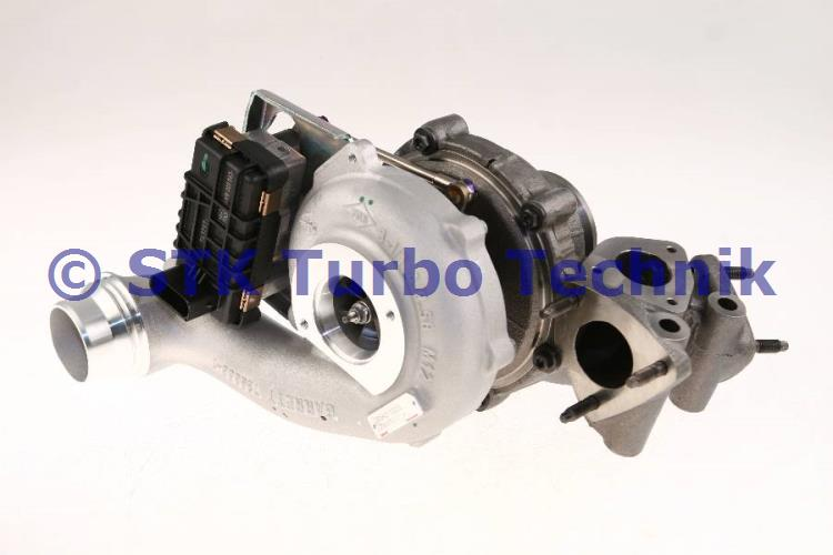 Grand Cherokee 3.0 CRD Turbolader 35242169F
