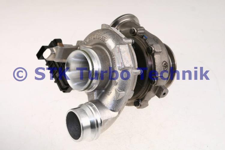 330 d (E90/E91/E92/E93) Turbocharger 11657799759