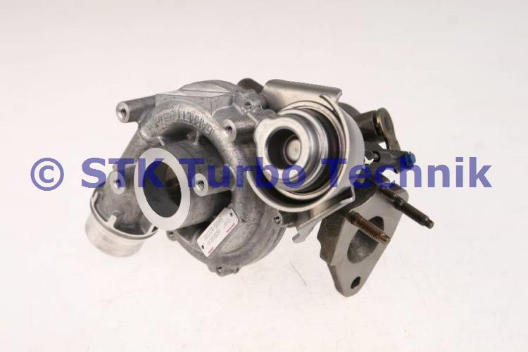 Modus 1.5 dCi Turbolader 144119263RB