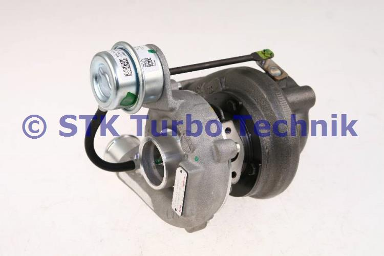 Diverse  Turbolader 2674A421