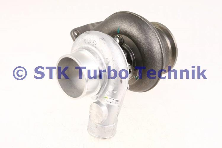 Diverse  Turbolader RE526873