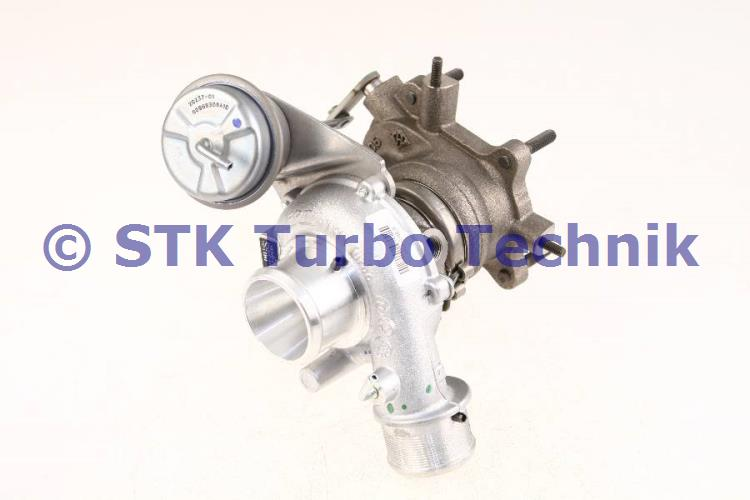 Delta III 1.4 TB 16V Turbocharger 55212917