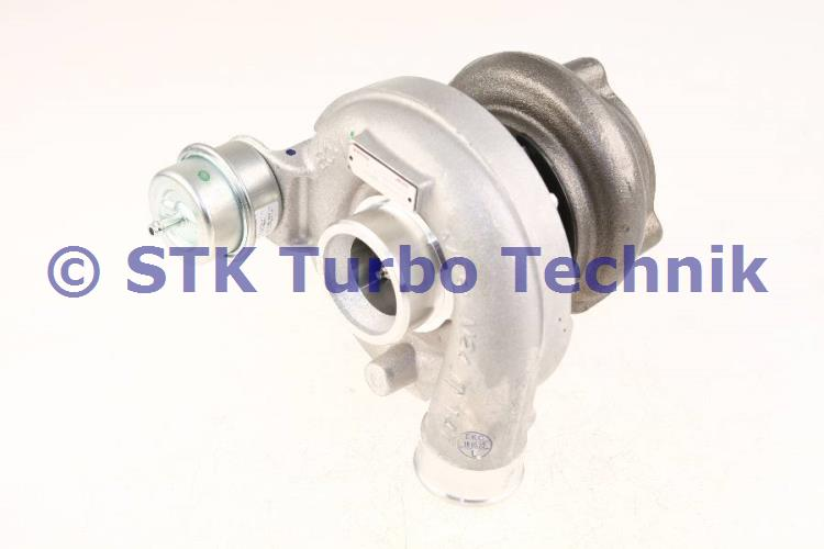 Diverse  Turbolader 2674A805