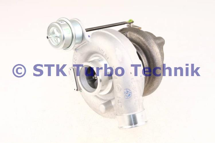 Diverse  Turbolader 2674A80