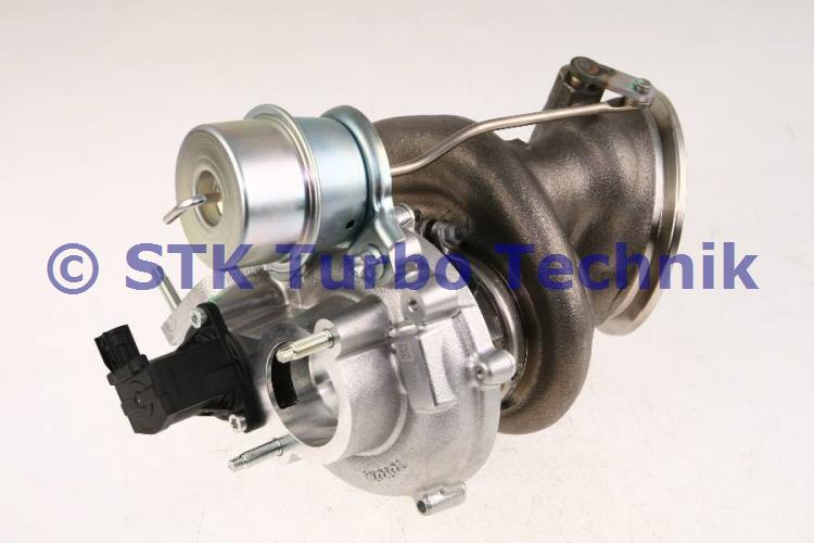 RC 200t Turbolader 17201-36010