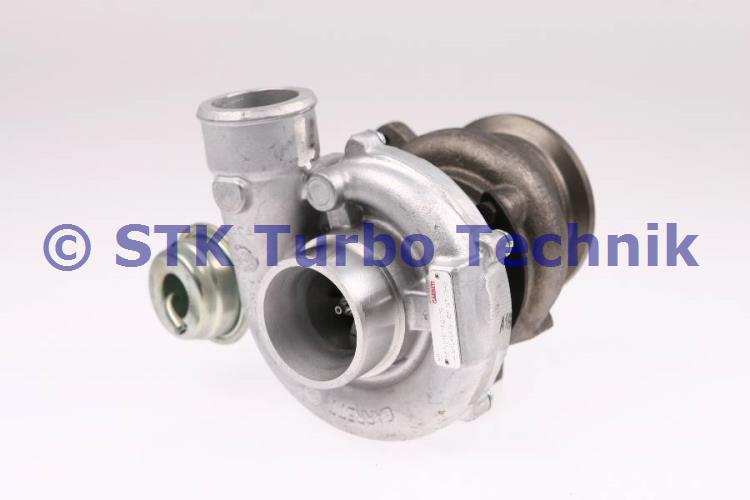 E-Klasse 200 CDI (W210) Turbocharger 6110961099