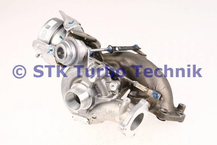 NV300 1.6 dCi Turbolader 95517954