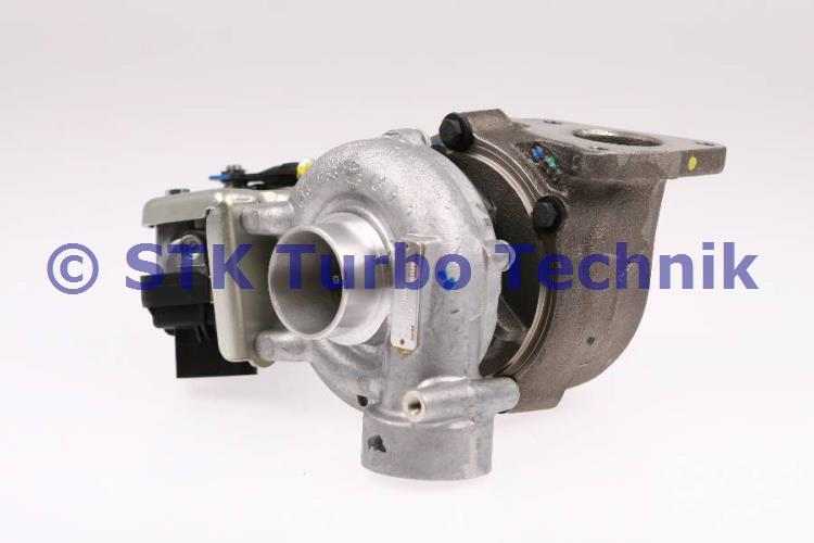 E-Klasse 400 CDI (W211) Turbocharger A6280900080