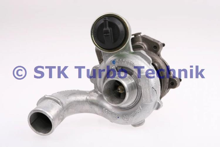 Master II 1.9 dCi Turbolader 7511134774