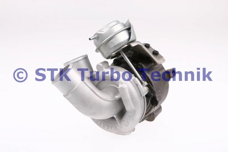 Corolla D-4D Turbolader 17201-0G010