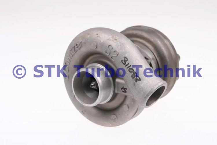 Diverse  Turbolader 2674A153