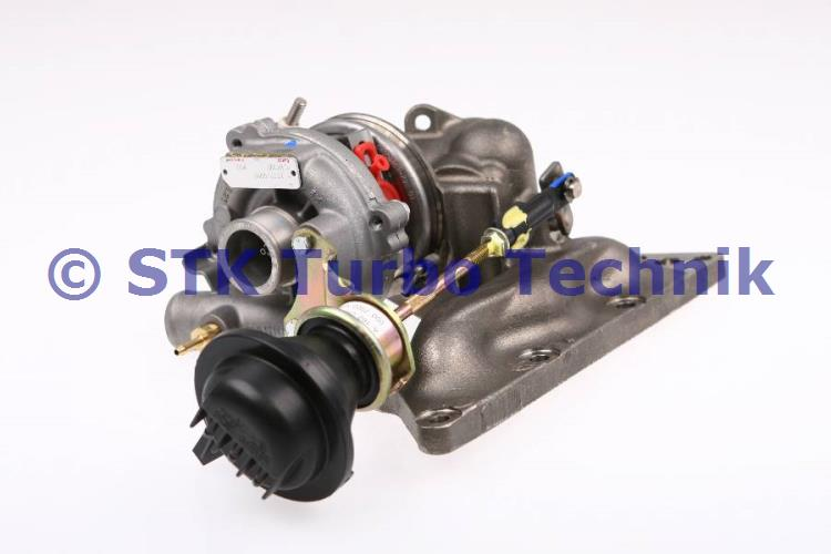 Smart Fortwo Turbolader A1600960999