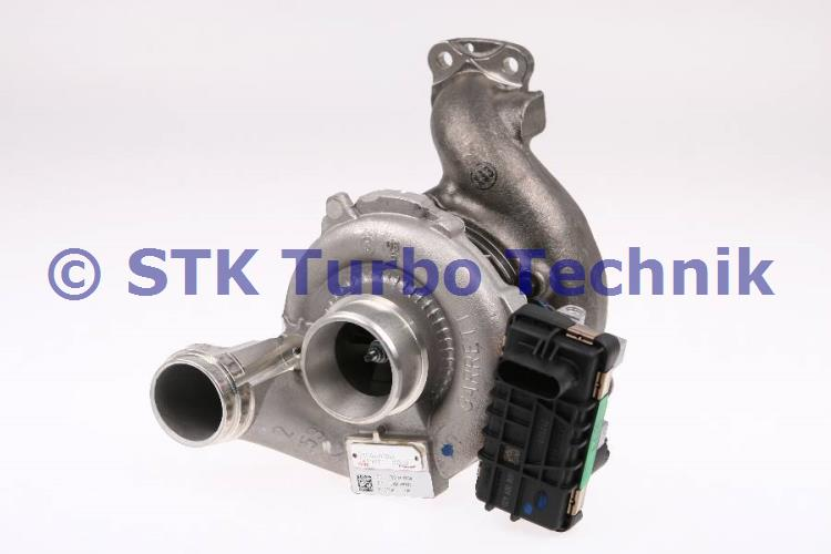 300C CRD Turbolader 68037207AA