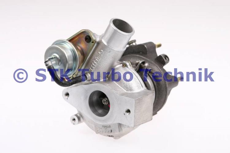 Corolla D-4D Turbolader 17201-27050