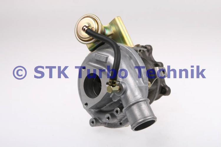 Master II 3.0 dCi 140 Turbolader 7701479012